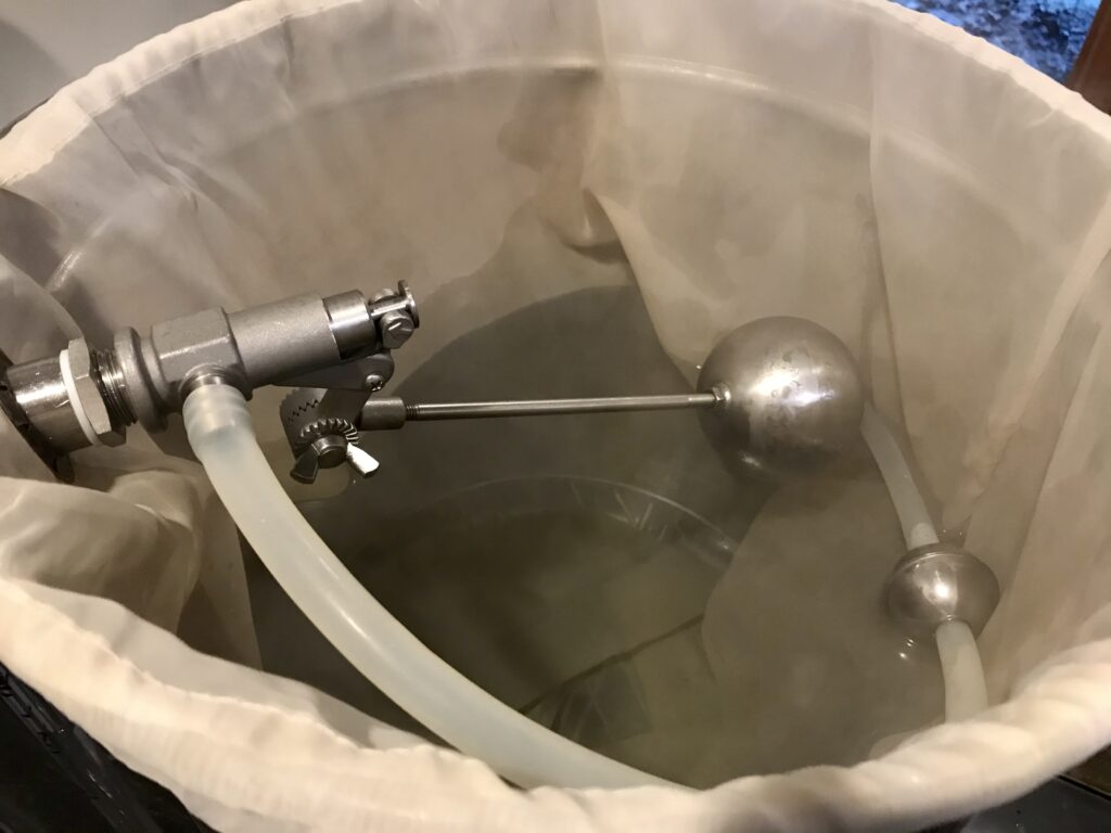 Blichmann autosparge installed